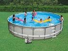 Zwembad gekocht