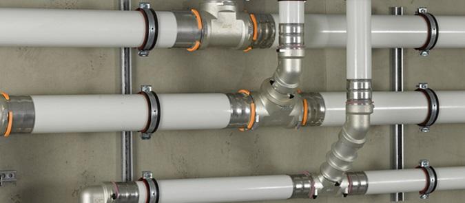 Bespaar met Uponor installatiemateriaal